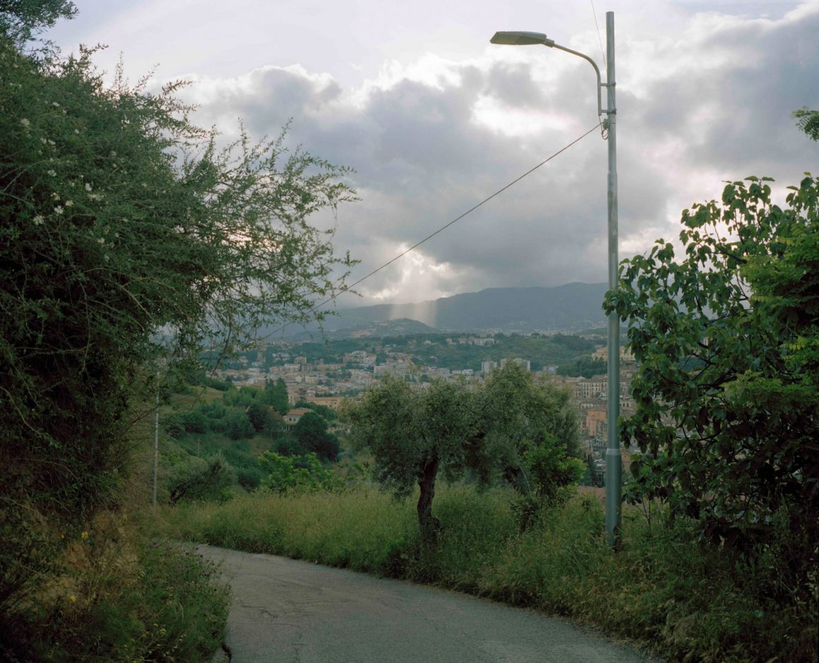 Giacomo Alberico – Looking for Alarico's Gold through Alberico's photographs. The Calabria region between Dream and Reality