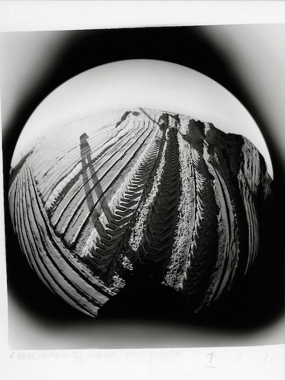 Guido Guidi, Lunario 1968-1999, stampa ai sali d'argento, cm 24x30, © Guido Guidi, courtesy Viasaterna
