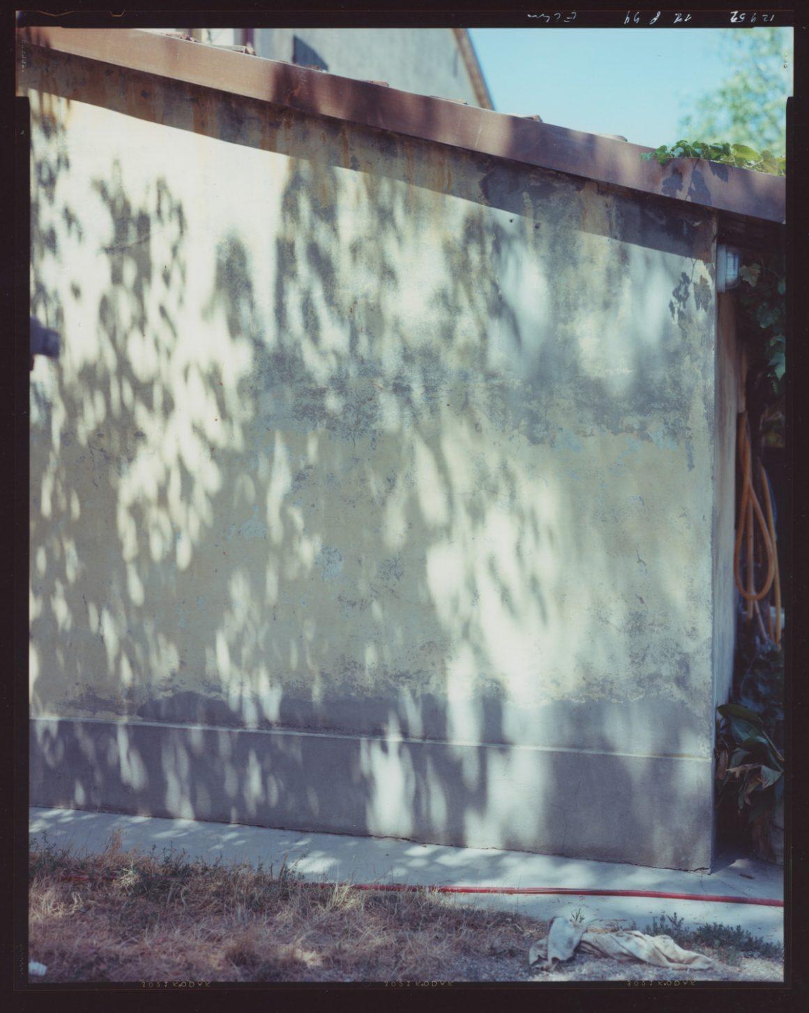 Guido Guidi, Ronta, Eclissi 11-8-1999, stampa a contatto c-print, cm 24x30, © Guido Guidi, courtesy Viasaterna